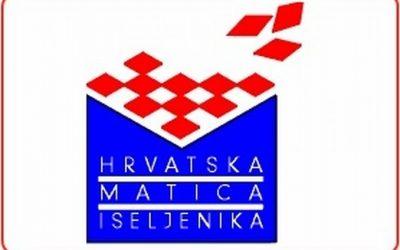 Potpora Hrvatske matice iseljenika