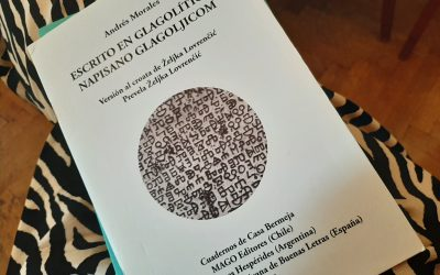 Čileanski književnik hrvatskih korijena Andrés Morales Milohnić gostovao u Društvu hrvatskih književnika