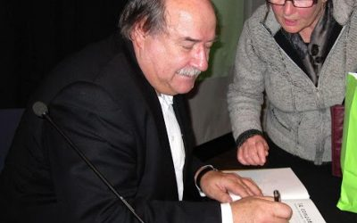 Promovirana nova knjiga Antonia Skarmete u Santiagu