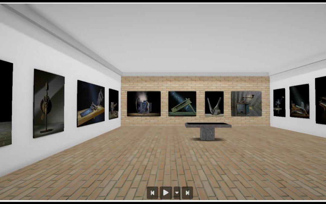 Poziv na virtualni posjet galeriji Narodne knjižnice Sutivan