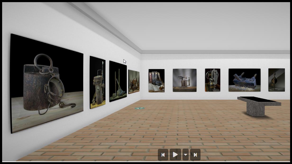 Virtualna galerija - Narodna knjižnica Sutivan