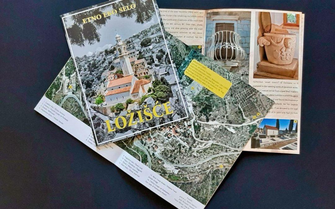 Objavljena info-brošura o mjestu Ložišće na otoku Braču