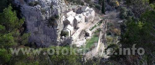 Pustinjački samostan Blaca