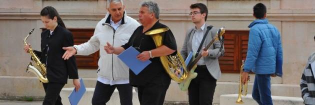 Susret puhačkih orkestara