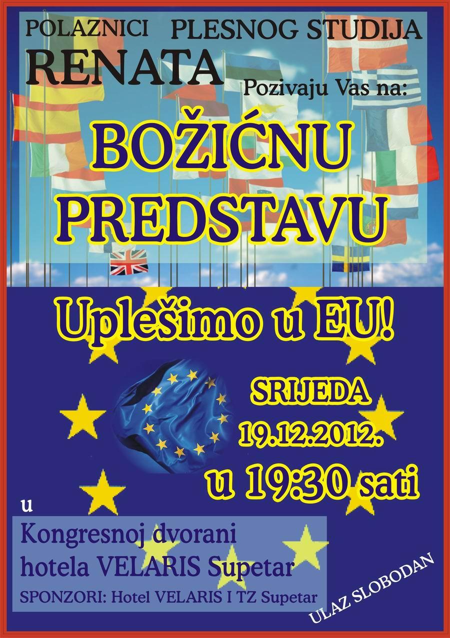 Plesni EU Božić
