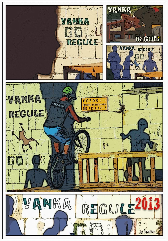 Vanka Regule 2013 – program
