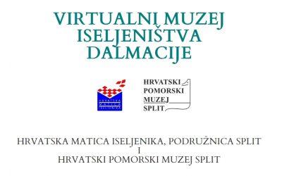 Otvaranje Virtualnog muzeja iseljeništva u Splitu