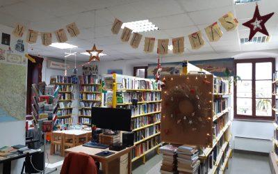 Blagdani u knjižnici – informacije i upute