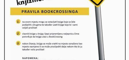 BookCrossing na Braču