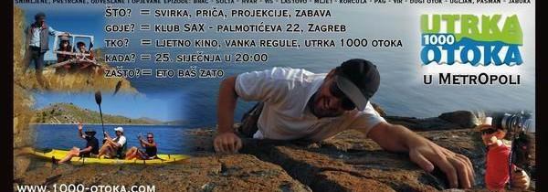 1000 otoka na Reviji hrvatskog filma