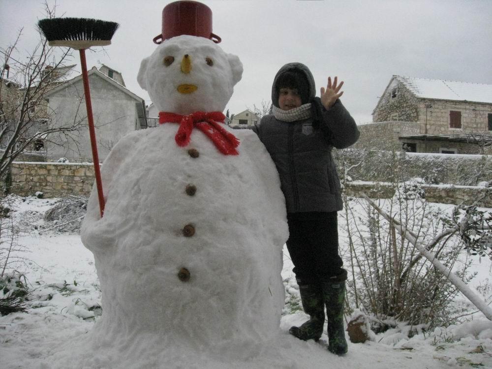 Snježni intermezzo