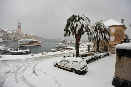 Snijeg u Stivanu
