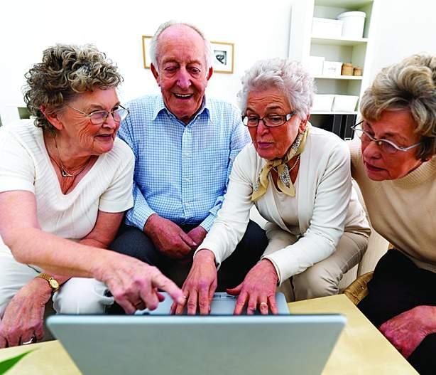 Aktivno starenje i rad na računalu
