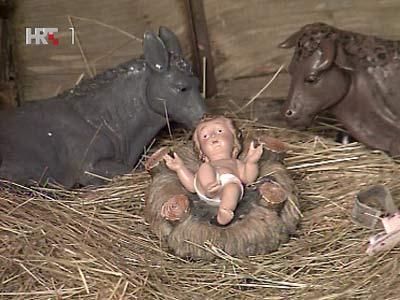 Žive jaslice u Sutivanu
