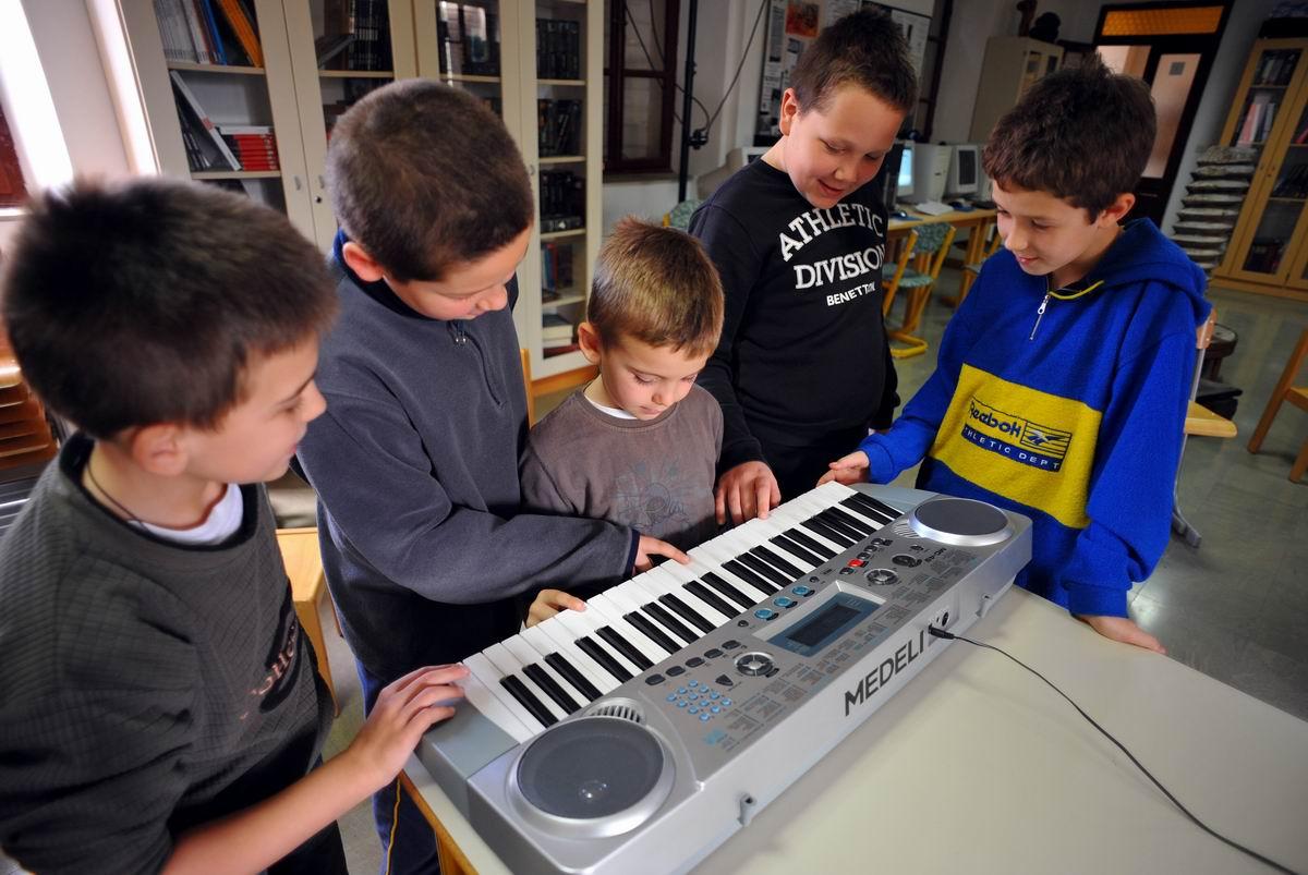 Glazbena stvaraonica
